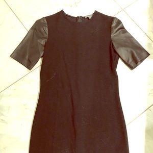 Black Vince dress